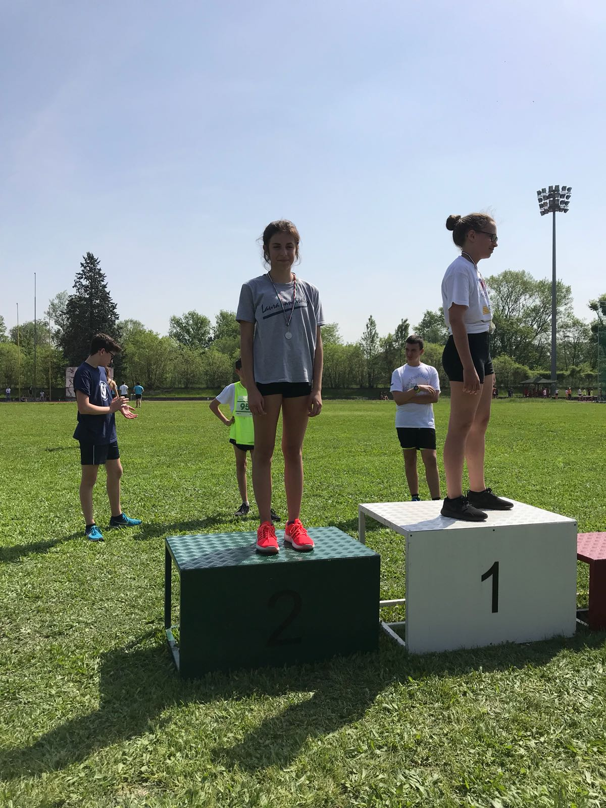 studenteschi atletica 24 4 18
